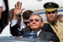 Castro se dit prêt à un «dialogue respectueux» avec Trump