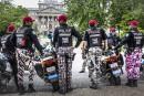 Port de l'uniforme chez les policiers: pas de loi à l'horizon<strong></strong>