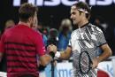 Internationaux d'Australie: Roger Federer atteint la finale
