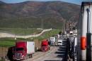 La ville frontalière de Tijuana s'inquiète du mur de Trump