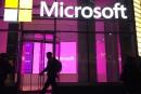 Le bénéfice de Microsoft surpasse les attentes au 2<sup>e</sup> trimestre