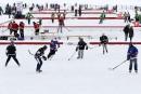 900 hockeyeurs participent à la Classique montréalaise