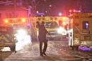 Terreur à la mosquée de Sainte-Foy