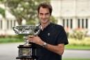 Roger Federer de retour dans le <em>top 10</em>