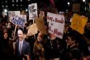 Des dizaines de milliers de manifestants à Londres contre le décret Trump