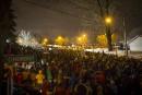Des milliers de personnes à la veillée de Québec