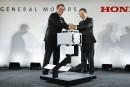 GM et Honda s'allient pour fabriquer des piles à hydrogène dans le Michigan