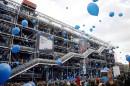 L'incomparable Centre Pompidou fête ses 40 ans