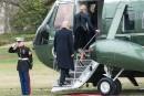 Trump accueille le corps du premier soldat tué sous sa présidence