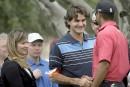 Woods s'inspire de son vieilami Federer
