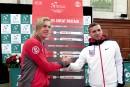 Le premier duel sera entre Denis Shapovalov et Dan Evans.... | 2 février 2017