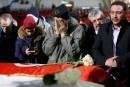 Funérailles de trois victimes à Montréal: «Vive le Québec!»<strong></strong>