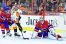 Canadien 1 - Flyers 3 (Pointage final)
