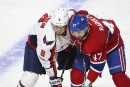 Le Canadien se prépare à affronter Ovechkin et McDavid