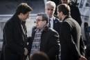 Cimetière musulman: Trudeau félicite Labeaume