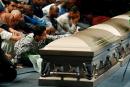 Dernier hommage à trois des victimes de l'attentat de la Grande Mosquée