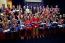 La FAEQ et le Canadien récompensent29 jeunes hockeyeurs