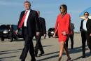 Décret migratoire bloqué: une décision «ridicule», juge Trump