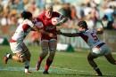 Les Canadiennes s'imposent aux Séries mondiales de rugby