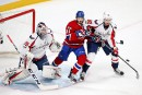 Capitals 3 - Canadien 2 (pointage final)