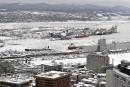Appui au port de Québec: Garneau persiste et signe