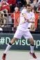 Daniel Nestor jouait son 50e match en carrière à la... | 4 février 2017