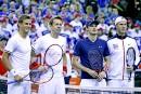 Vasek Pospisil, Daniel Nestor vs Jamie Murray et Dominic Inglot... | 4 février 2017