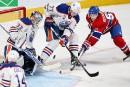 Oilers 1 - Canadien0 (fusillade)