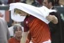 Balle frappée sur l'arbitre: Denis Shapovalov mis à l'amende