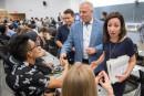 Martine Ouellet: Lisée peu enclin au cumul de fonctions