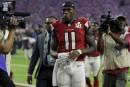 Une défaite difficile à avaler pour les Falcons
