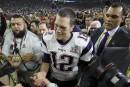 La police recherche toujours le chandail de Tom Brady