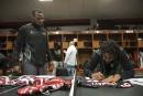 Les joueurs des Falcons veulent oublier le Super Bowl