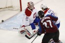 Canadien 0 -  Avalanche 4 (Pointage final)