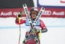 Erik Guay champion du monde du super-G
