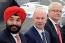L'aide fédérale à Bombardier critiquée à Québec