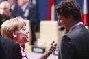La rencontre Trudeau-Merkel sera déterminante, dit l'ambassadeur allemand