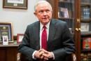 Jeff Sessions devient procureur général des États-Unis