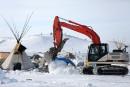 Oléoduc dans le Dakota: les travaux reprendront «immédiatement»