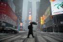 Tempête de neige sur le nord-est, 3000 vols annulés