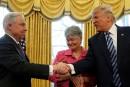 Donald Trumppromet «une nouvelle ère» sécuritaire