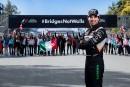 Formule 1: le mexicain Perez contre le mur de Trump