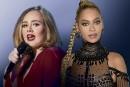 Prix Grammy:Adele ou Beyoncé?
