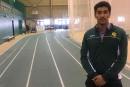L'athlète refoulé a été interrogé sur une «connaissance» partie en Syrie