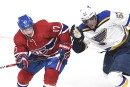 Blues 4 - Canadien 2 (score final)
