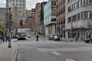 La topographie de la rue, elle, n'a pas changé, même... | 11 février 2017