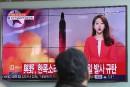 La Corée du Nord «teste» Washington en tirant un missile