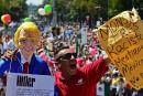 Des milliers de Mexicains dans les rues contre Donald Trump<strong></strong>