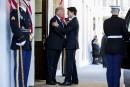 Donald Trump accueille Justin Trudeau à la Maison-Blanche.... | 13 février 2017