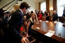 Ivanka Trump faisait partie des invitées.... | 13 février 2017